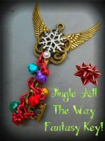 Jingle all the way by ArtByStarlaMoore