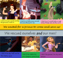 Why I Decided to Star in a Disney Movie by freewolf17