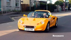 2000 Lotus Elise by The-Transport-Guild