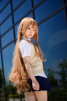 Taiga Summer uniform - 03 by MissAnsa