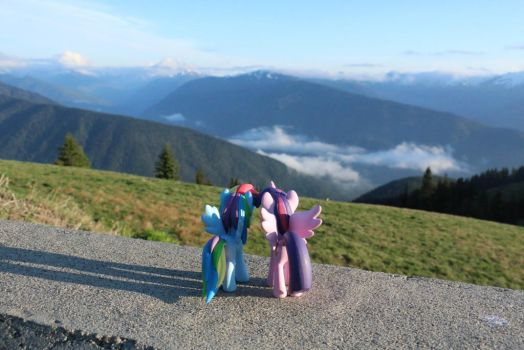 A 5,000 Foot View by GrandMoffPony