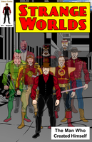Strange Worlds Cover, The Man Who Created Himself by Eldacur