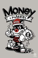 Money Makers by thinkd