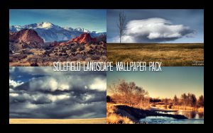 Landscape Wallpaper Pack by solefield