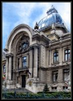 CEC Bucharest by purpleseller