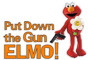 Elmo by heavyjordan