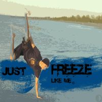 Just freeze, like me by mustang-GT