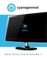 CyanogenMod 11 Bootscreen [v1.0] by KevinMoses