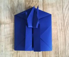Origami envelope by KiYtZiA