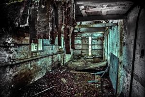 The Shed by mrkemp