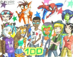 100 by mcp100