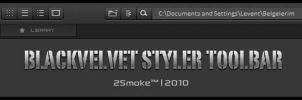 Blackvelvet Styler by neodesktop