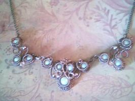Antiqua set Necklace by Carmabal