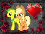 Mah' new Special somepony! James! by ApplejackCowgirl