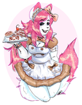 AT CafeMaid Sonar by CritterKat