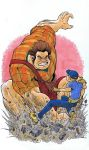 Wreck-It Ralph by davidjcutler