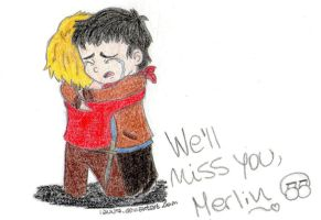 We'll miss you Merlin by lauu7