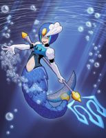 Splash Woman UPDATED by ashvey