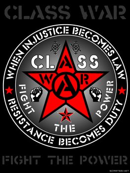 Class War - Fight The Power by scart