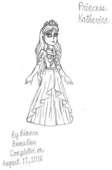 RS-Princess Katharina (Prototype 1) by RoseJewel21