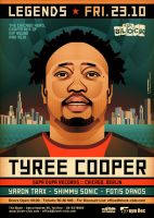Legends: Tyree Cooper by prop4g4nd4