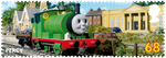Percy Royal Mail Stamp by KitKat37