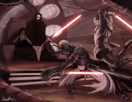 ultimate bebi sith battle finished by hattonslayden