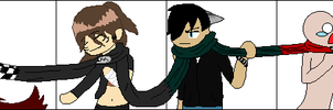 long Scarf :3 by CenturiesForGlory