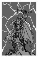 Sketch::Thor by KharyRandolph