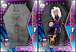 Monster High Nala by The-First-Magelord