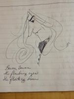 Snape Doodle 228 by dragoon811