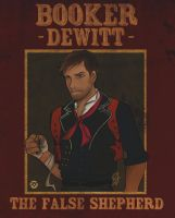 Booker DeWitt by Rofer96