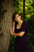 portrait with a tree 2 by thinkGIMP