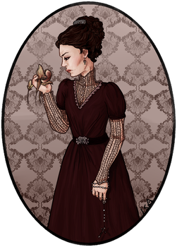 Penny Dreadful: Problem of the Flower by liberalSpaceship