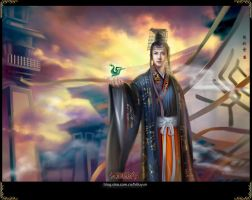 China - Han Dynasty emperors by hiliuyun