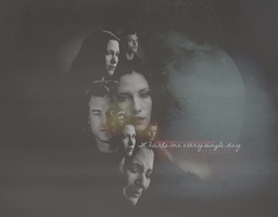 it hurts me every single day by sallyGREY