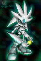 RoboticSilver by NyandrewB