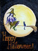Good Witch or Bad Witch? by heatherkparks
