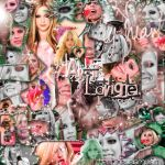 Avril Lavigne blend 28 by HappinessIsMusic