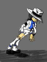 MJ The Hedgehog: Smooth Criminal (Lean)2 by Mawinthehedge