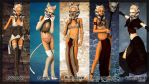 Ahsoka Tano Halloween Costumes by Crimsonight