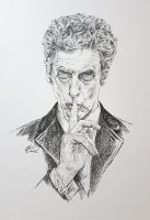 The 12th Doctor-Part 1 by Harmony1965
