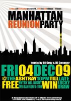 Manhattan Party by jswxin