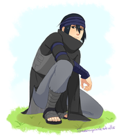 1127 SASUKE by steampunkskulls