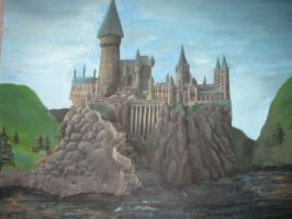 Hogwarts 2 by ChrissiTime