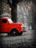 old red by wroquephotography