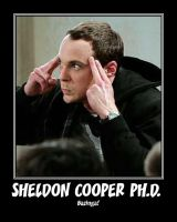 Sheldon Cooper by aeriefeeling