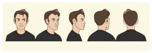 George head turnaround colors by emstone
