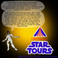 Star Tours by applescruff