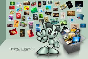 dA Dropbox by PraX-08